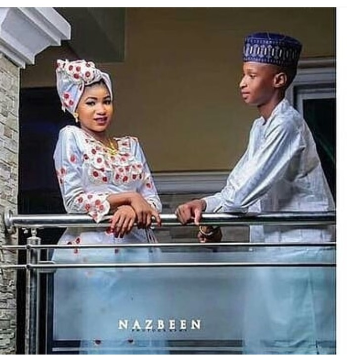 Image result for 17-year-old Boy Set To Marry His 15-year-old Fiancée In Sokoto