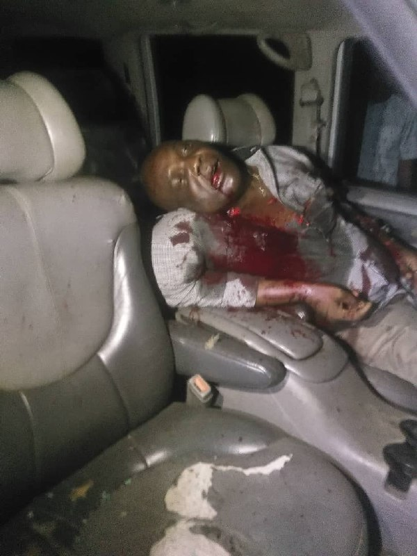N5 Million Reward For Information On Killers Of Former Anambra Lawmaker (Graphic Pix)