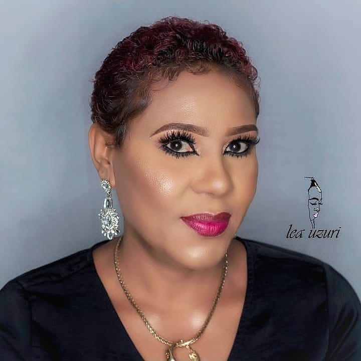 Shan George Celebrates 49th Birthday With Cute Makeup Photos