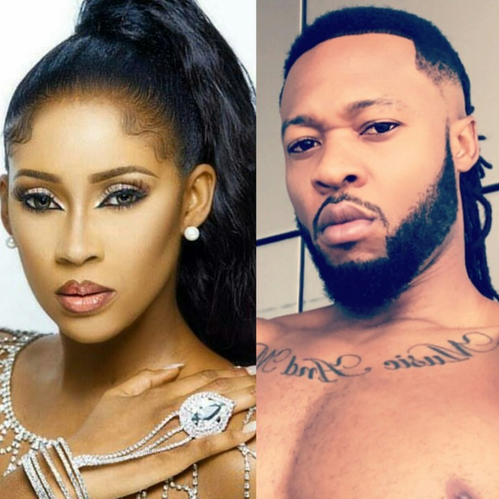 Flavour And Sandra Okagbue Are Back Together