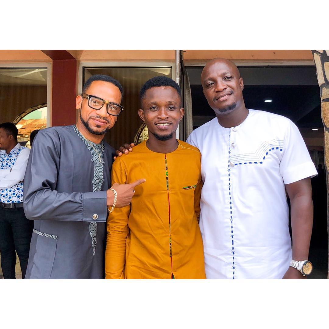 Meet Ghanaian Gay Who Is Now A Pastor - Celebrities - Nigeria