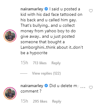You Collect Money From Yahoo Boys, Naira Marley Replies Tunde Ednut
