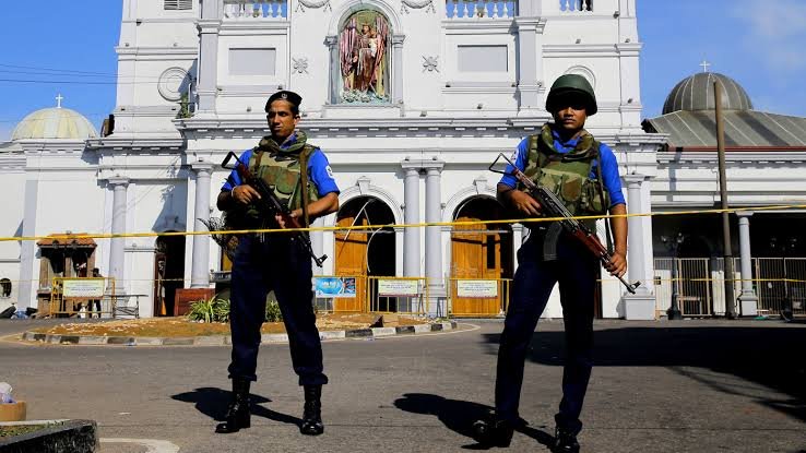 Sri Lankan Easter Attacks Were Revenge For New Zealand Mosque Attack - Reuters