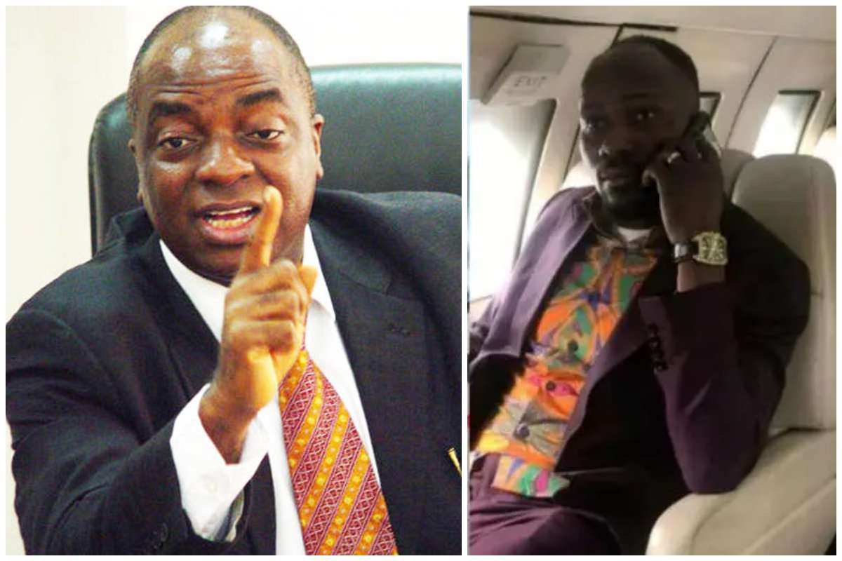 Bishop Oyedepo Reacts To Apostle Suleman's Private Jet