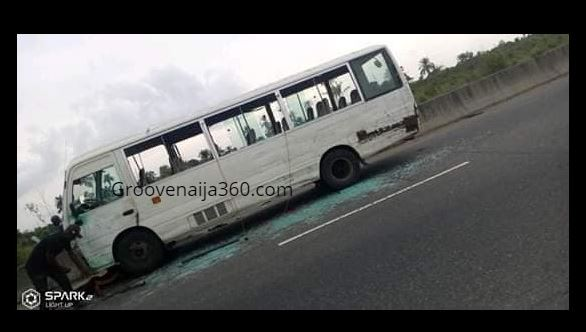 Bus Driver Shot Dead, All Passengers Kidnapped In Portharcourt (Graphic)