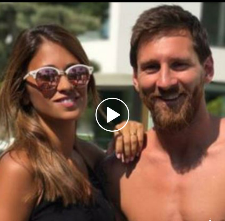 Barcelona Football Star Lionel Messi Beat Her Wife
