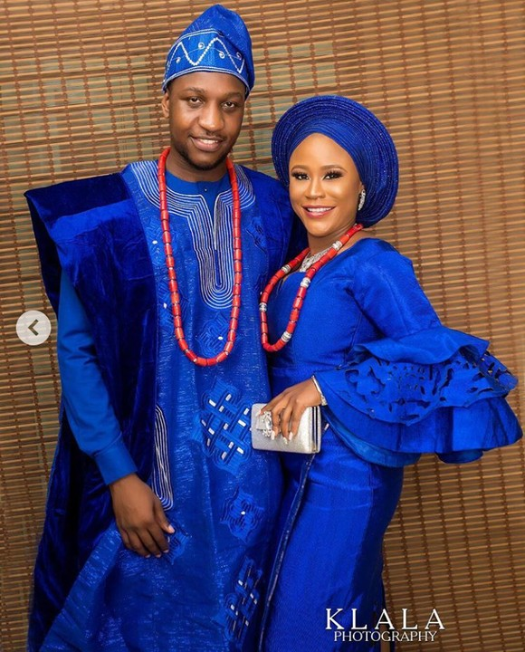 Photo Gallery Nigerian Wedding: Traditional Wedding Photos Of Identical Twin Brothers
