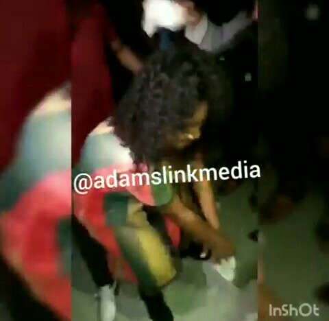 Anambra Lady Attacks Man For Harassing Her At A Party (Photos)