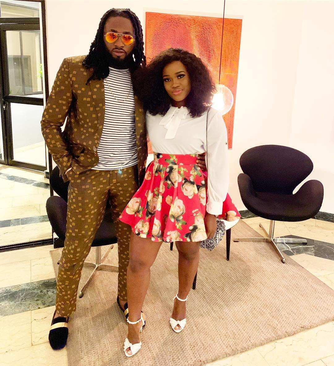Image result for Uti Nwachukwu ceec