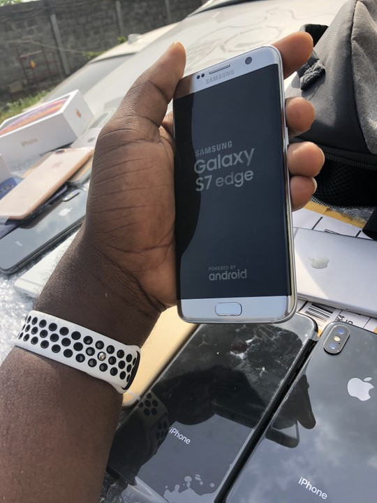 Try These Samsung Galaxy S8 Duos Price In Nigeria {Mahindra