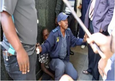 Mob Kills Samuel Nkennaya Nigerian Wrongly Accused Of Kidnapping In South Africa