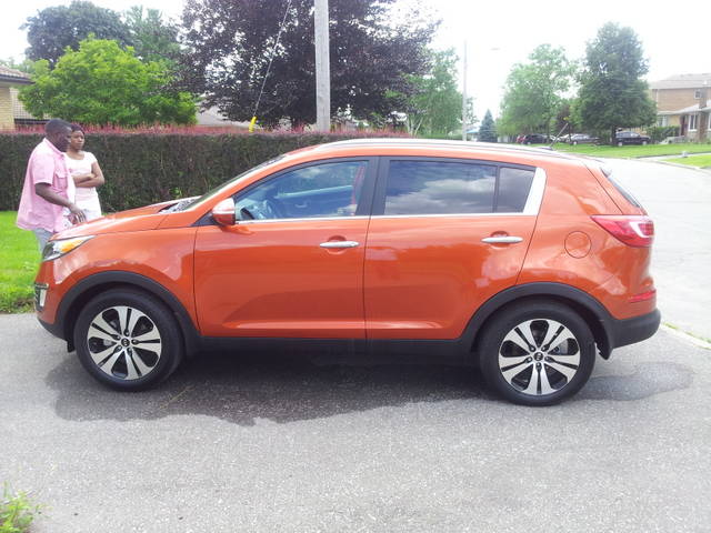 2012 Kia Sportage America Spec Just 2000 Mileage For Grab