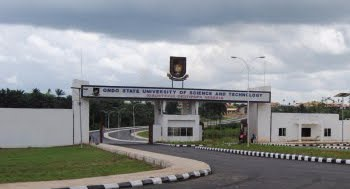 Main Entrance, OSUSTECH. Photo: Nairaland Forum