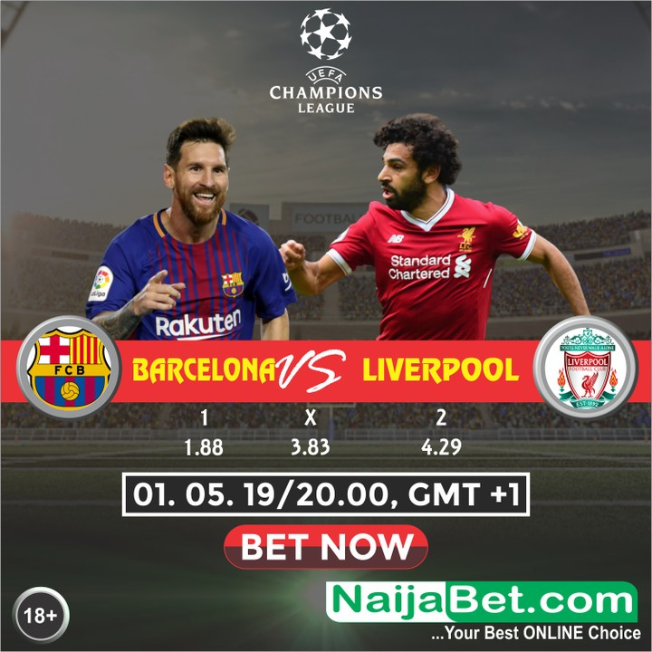 Liverpool Fc 4 0 Barcelona International Champions Cup: Champions League Match Preview: Barcelona Vs Liverpool