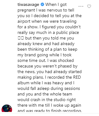 Tiwa Savage Scared To Tell Don Jazzy She Was Pregnant As She Leaves Mavin 1