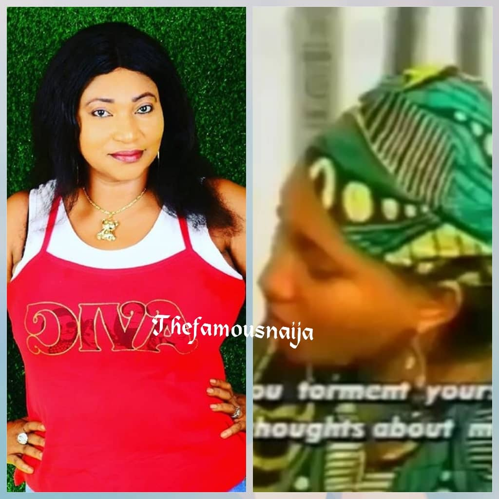 Nnenna Nwabueze Shares Throwback Scene From 'Living In Bondage' & New Photos - Celebrities