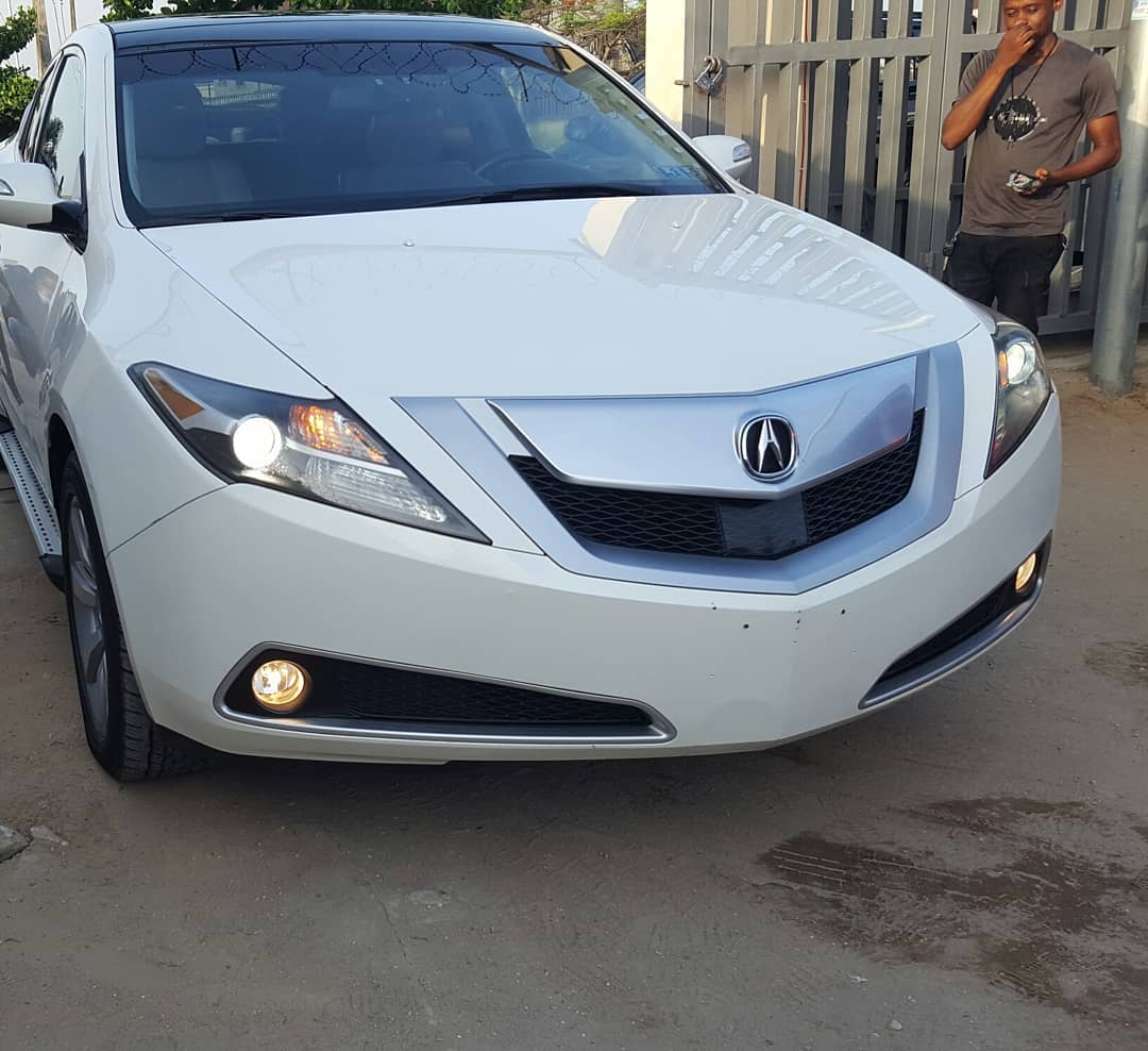 Tokunbo Acura ZDX 2011 In.lagos @8.3m
