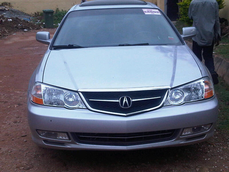 clean 2003 acura tl for sale cheap asking price autos nigeria. Black Bedroom Furniture Sets. Home Design Ideas