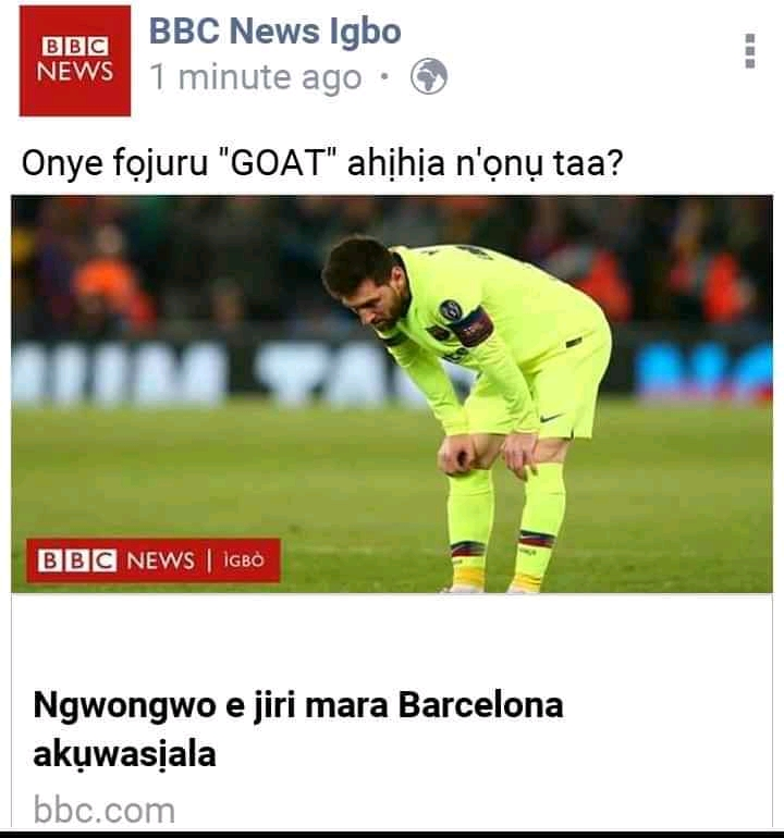 Tottenham Vs Ajax Score: Very Funny And Hilarious Messi Pictures Due To Barcelona's