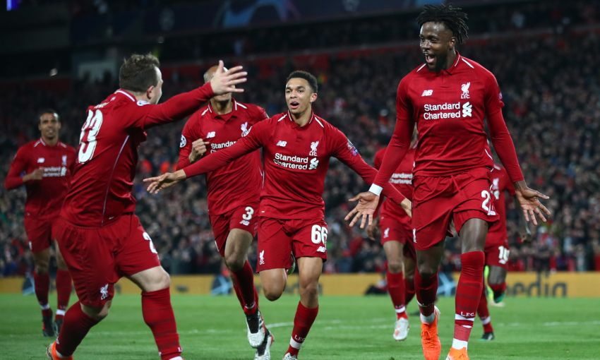 Liverpool Vs Barcelona Lessons I Learnt From The Champion