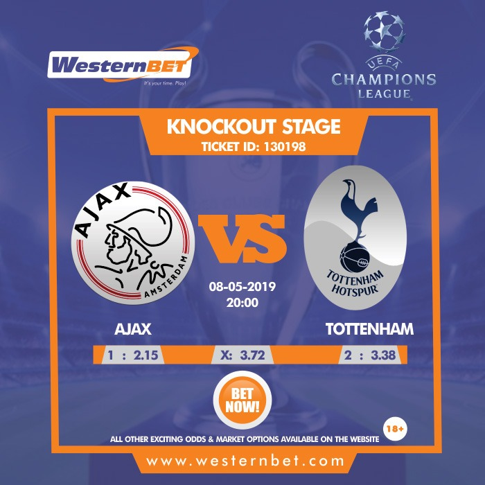 Tottenham Vs Ajax Now Tv: Ajax Vs Tottenham Hotspur: Mauricio Pochettino's Best
