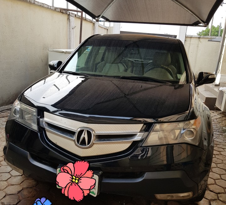 2008 ACURA MDX For SALE @ 2.3m Negotiable