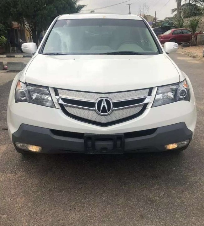 Acura MDX 2008 Sh-awd Tech Package Toks...3.4m