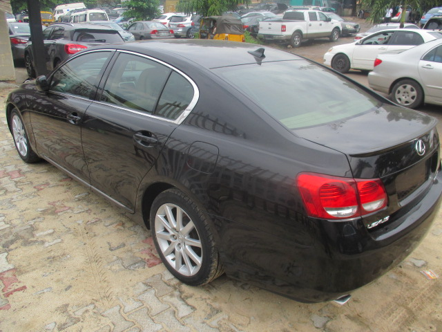 Extremely Clean Lexus GS350 07,tokunbo