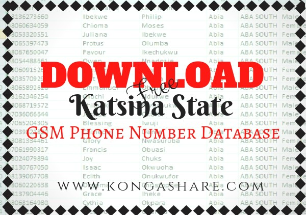 Download Free Abia State GSM Phone Number Database For Your