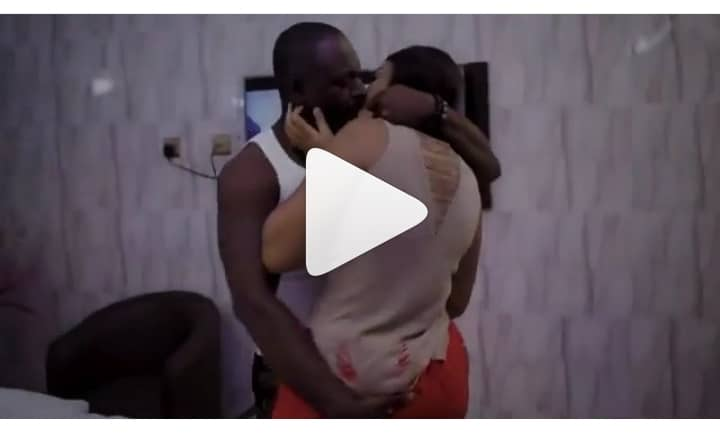 Jim Iyke And Onyi Alex Sex Scene Got Celebrities, Fans Talking
