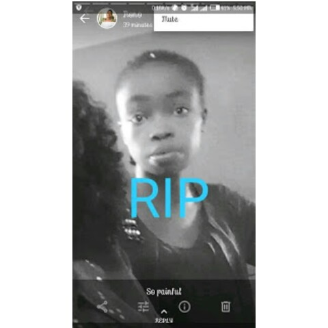 100 Level ABSU Student Slumps And Dies On Her Way To Exam (Photo)