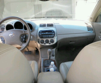 Full Option For Sale Is This Clean Altima 04 Leather Interior Ac And All  For Just 850k!!!call Now On 08138455508 Or  27198a50