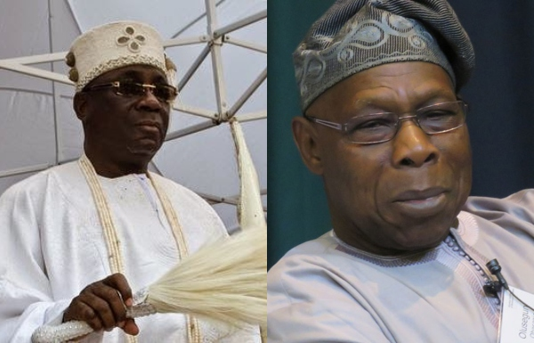 Image result for Akiolu: Obasanjo is the number one troublemaker in this country