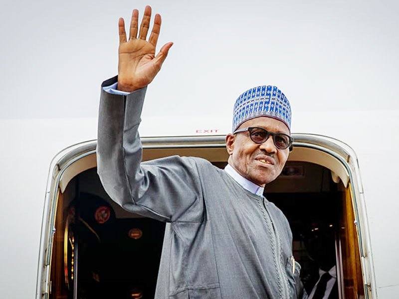 President Buhari Leaves For Saudi Arabia Today
