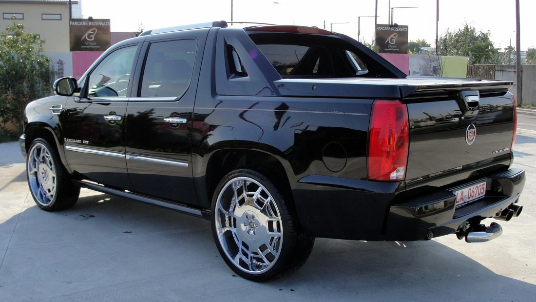 sold 2008 cadillac escalade ext big boy 39 s toy for sale. Cars Review. Best American Auto & Cars Review