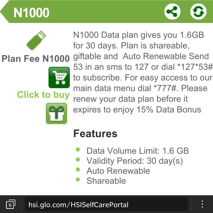 How To Get 4GB For 500naira On GLO Network  - Phones - Nigeria
