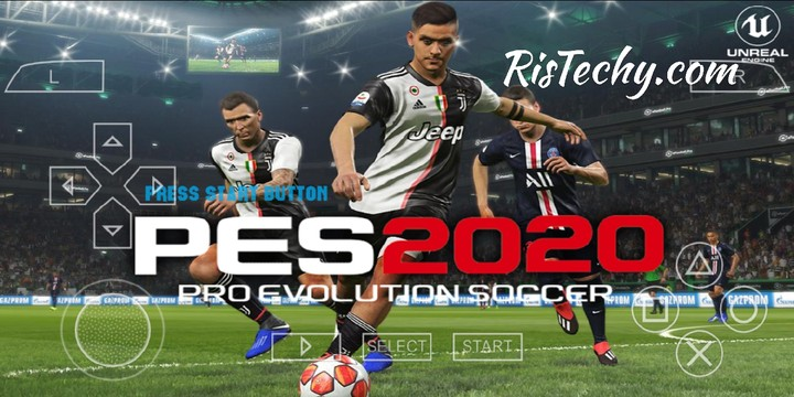 Download Latest PES 2020 ISO PSP File For Android - Phones