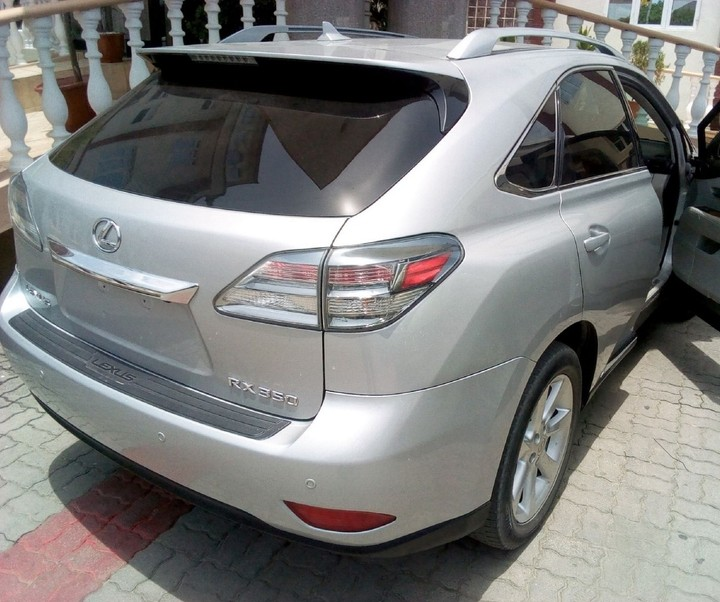 Lexus Suv 2005 For Sale: Lexus Rx350 2010 Model For Sale Outrightly 5.6m