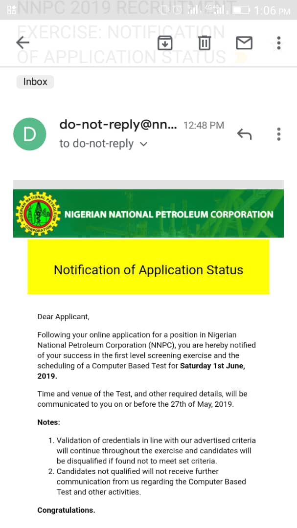 DOWNLOAD NNPC JOB/APTITUDE TEST PAST QUESTIONS AND ANSWERS - Jobs