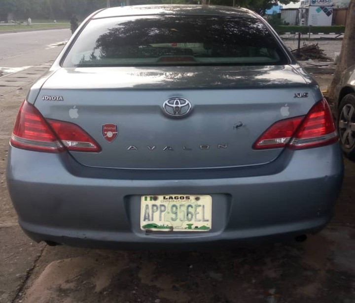 Toyota Avalon For Sale Used: Reg 2008 Toyota Avalon XLE Available For Sale 1.3m Asking