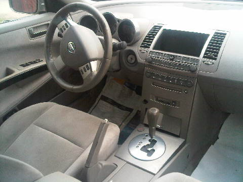 Lagos Cleared Nissan Maxima 2005 Neat Nd Very Cleanrry Autos