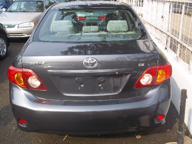 2009 toyota corolla for sale tin can cleared autos nigeria. Black Bedroom Furniture Sets. Home Design Ideas