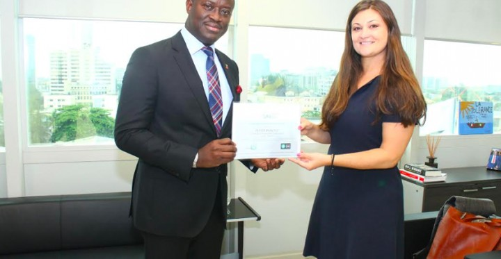 Zenith Bank Becomes First Nigerian Bank To Audit Greenhouse Emmissions