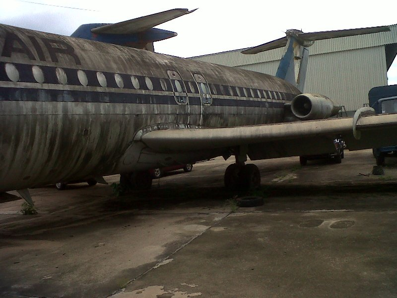 Grounded Aircraft For Sale In Nigeria - Technology Market - Nigeria  Grounded Aircra...
