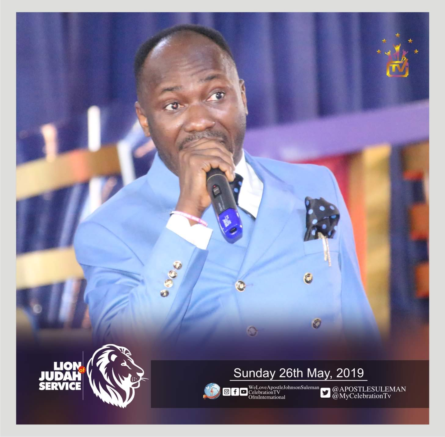 Apostle Johnson Suleman Acquires Helicopter A Month After His Private Jet Came