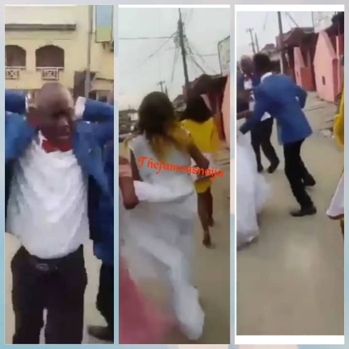 'I No Marry Again' - See Main Reason The Groom Dumped Lagos Bride On Wedding Day