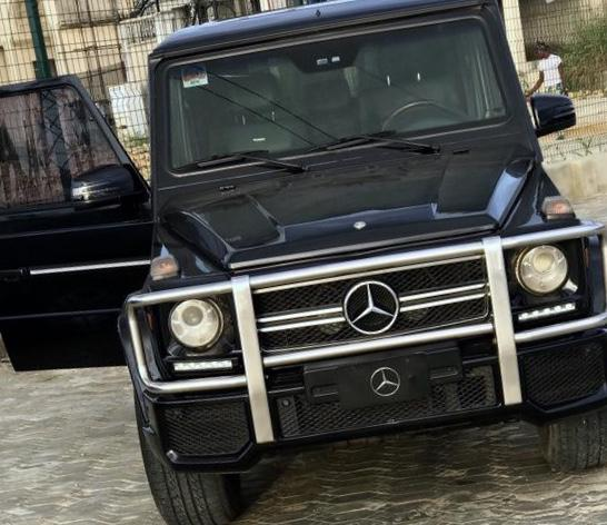 Mercedes Benz G63 Used: Mercedes Benz G63 2016 For Sale.....
