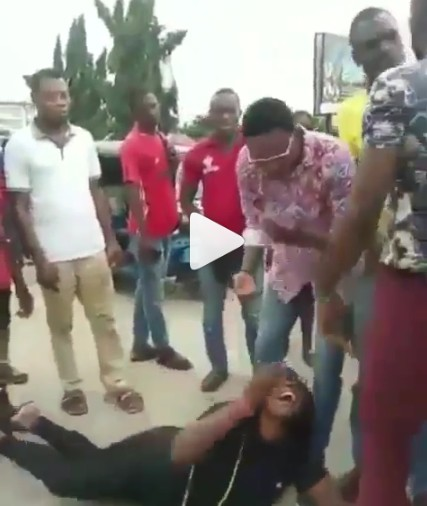 Nigerian Man Rejects Girlfriend's Proposal, She Breaks Down In Tears