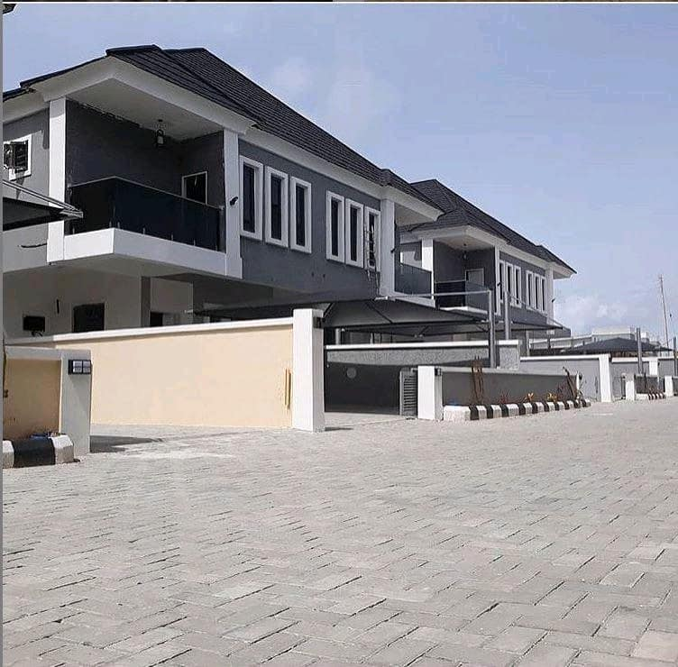 Affordable Luxury Apartments: Available And Affordable Luxury Apartment At Lekki Lagos