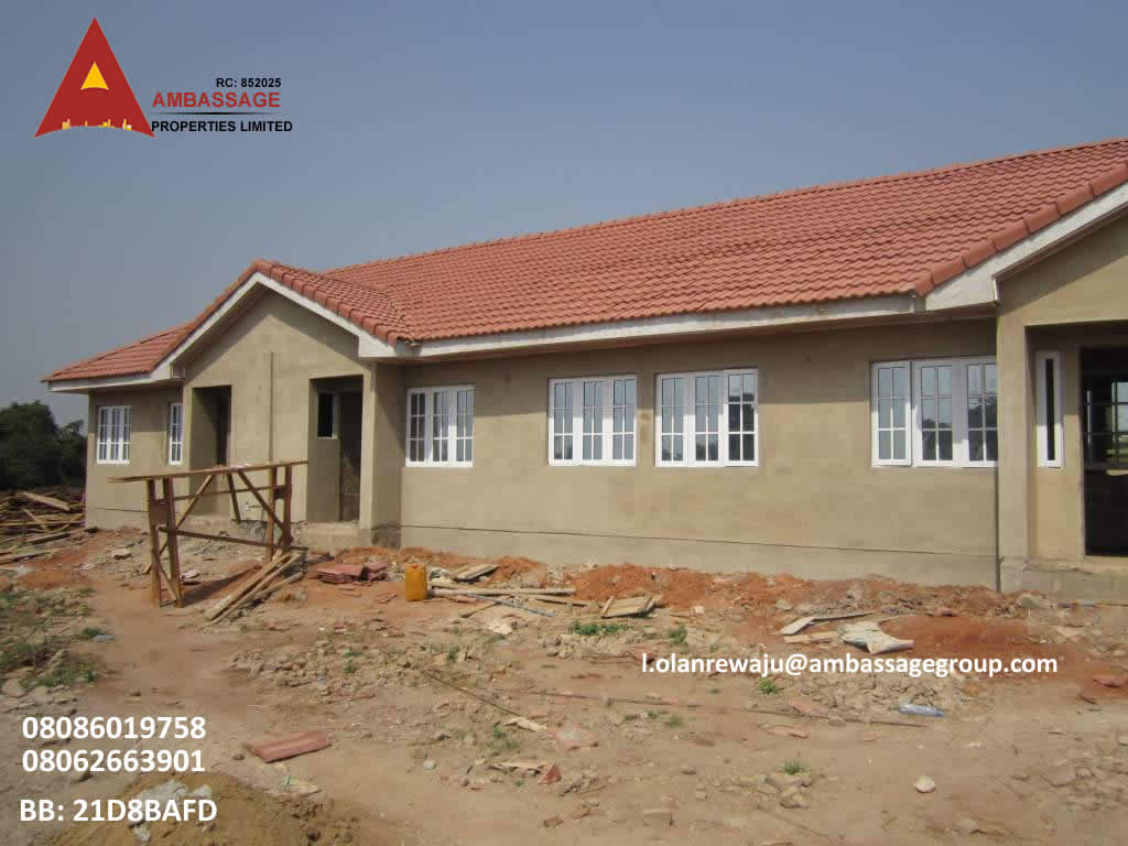 1 bedroom terrace bungalow oakwood park estate rccg for 16 camp terrace albany ny